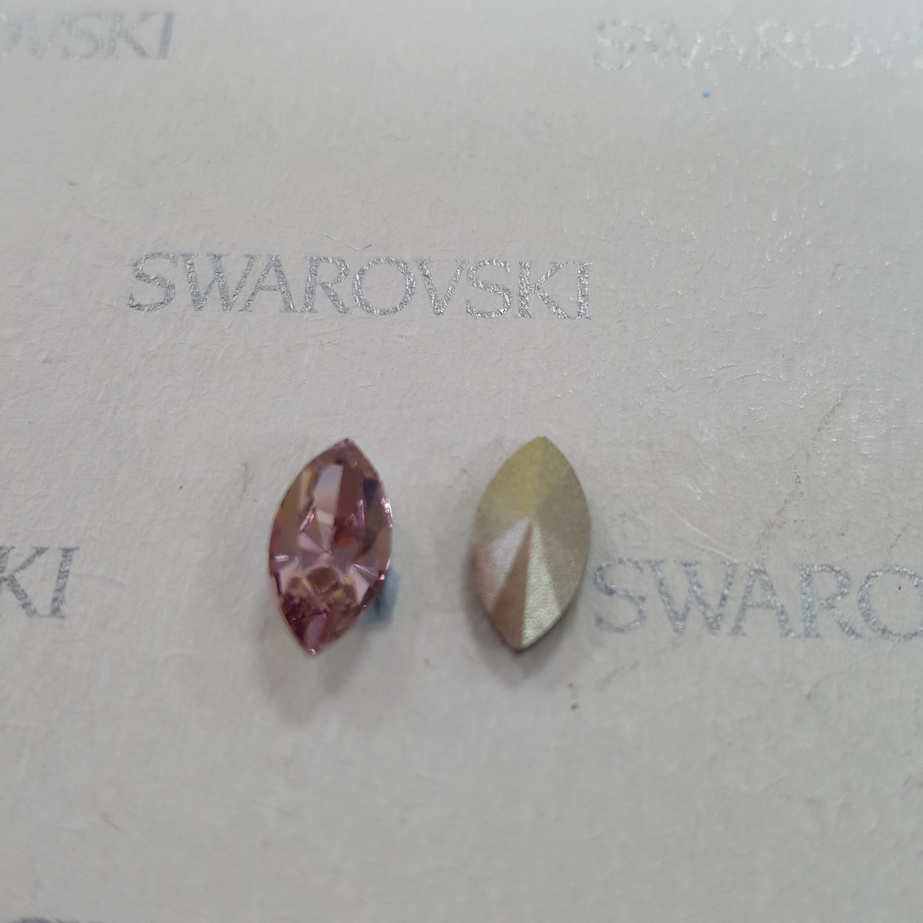 Swarovski Xilon Nevette 10x5mm Light Amethyst